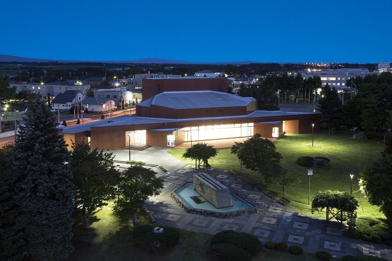 大空町教育文化会館改修