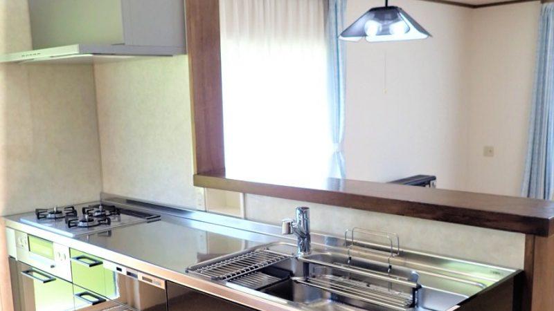 【リノベーション】自分の合うキッチンへ