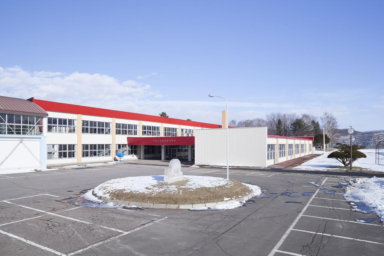 大空町立東藻琴小学校改修